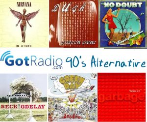 Got Radio 90s Alternative