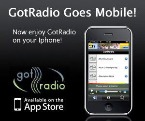 Get GotRadio on your mobile phone
