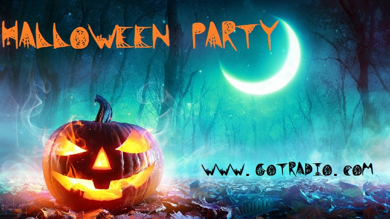 Halloween Party on Got Radio!